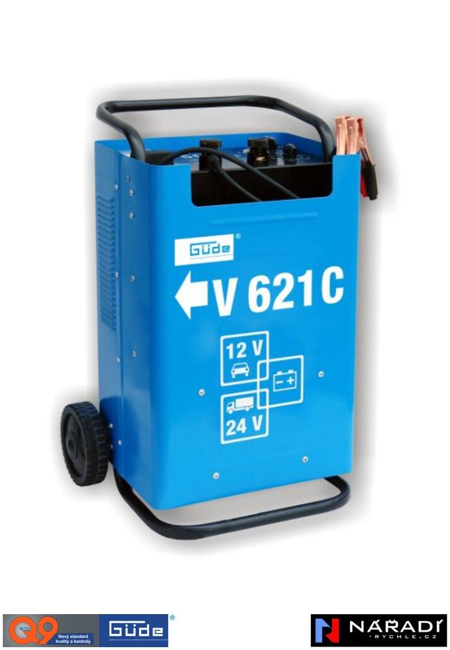 Nabíječka baterií PROFI V 621 C