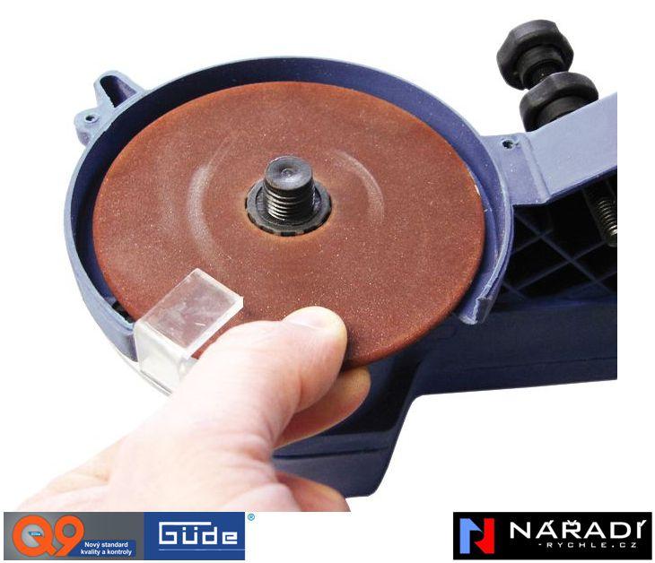 Kotouč brusný k ostřičce pilových řetězů Güde GKS 108 4,5mm - 94079
