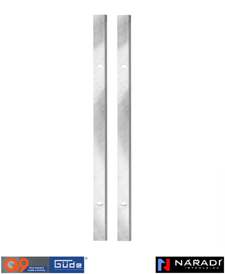 GÜDE Hoblovací nože pro tloušťkovací frézku GMH 2000 55011