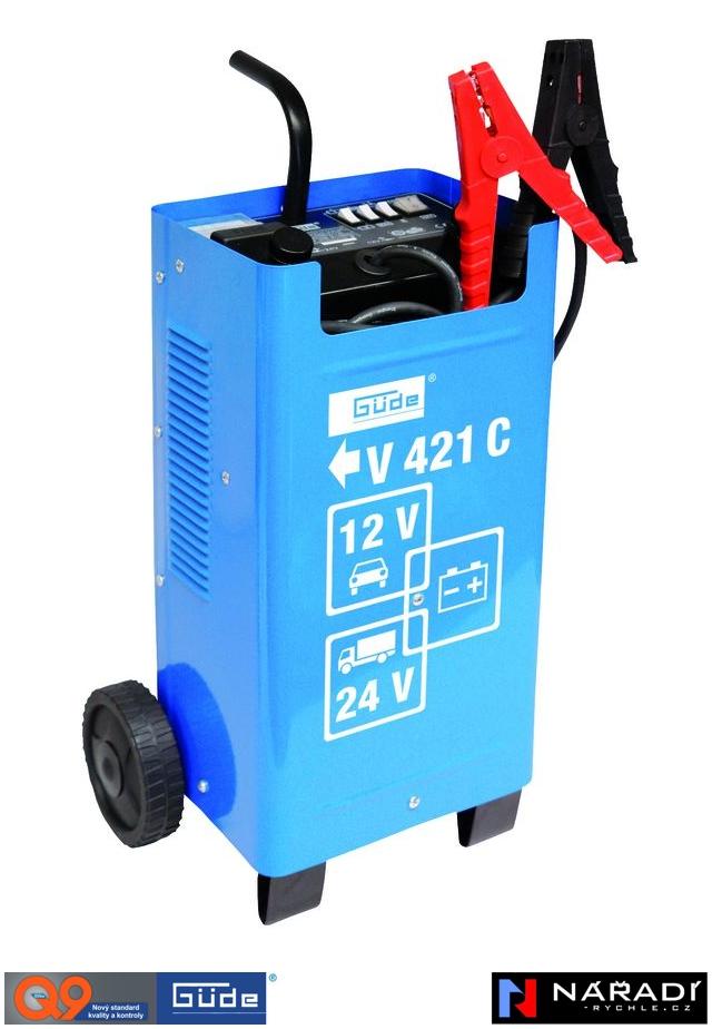 Nabíječka baterií PROFI V 421