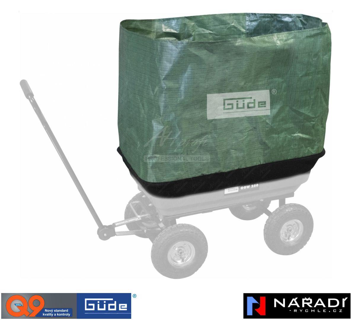 Nástavba k zahradnímu vozíku GGW 250