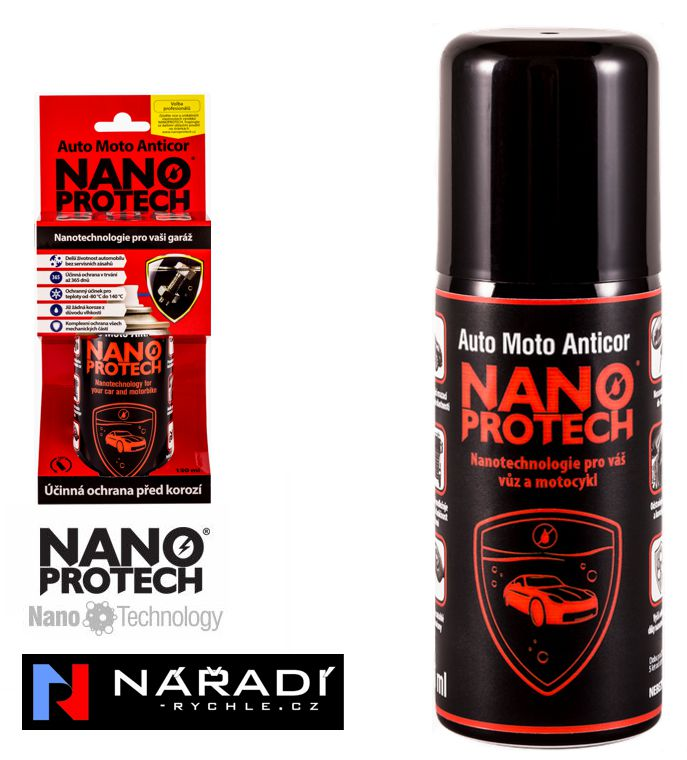 Nanoprotech - Auto Moto Anticor 150ml