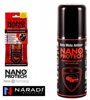 Nanoprotech - Auto Moto Anticor 75ml