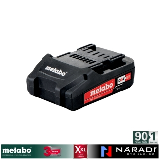 Akumulátor 2,0 Ah Li-POWER Metabo, 18 V