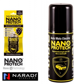 Nanoprotech - Auto Moto Electric 150ml